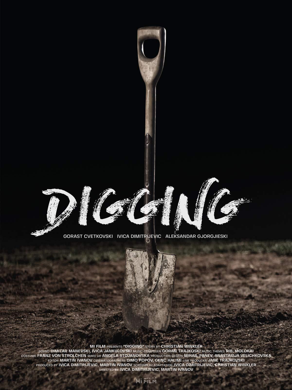 Digging on Amazon Prime Video UK