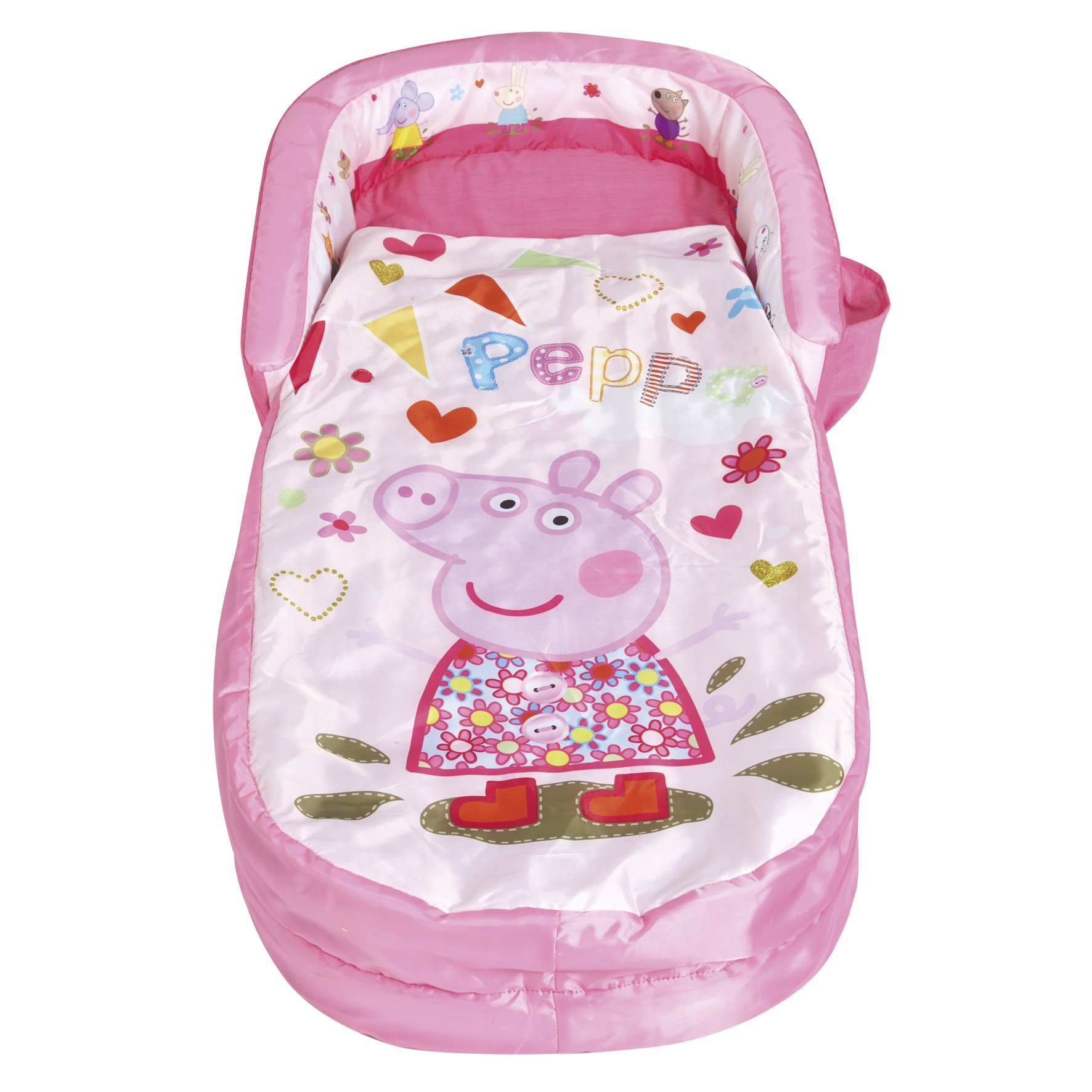 ReadyBed Peppa Pig Airbed and Sleeping Bag In One | eBay