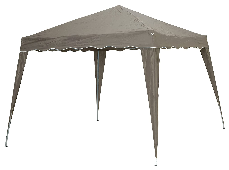 Garden Impressions Pavillon Sun Aluminium, Taupe, 3x3m faltbar günstig kaufen
