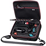 Smatree Hard Carrying Case N600 Compatible for Nintendo Switch-Fit for Pro Controller/Ultimate Edition Pro Controller (Tamaño: N600)