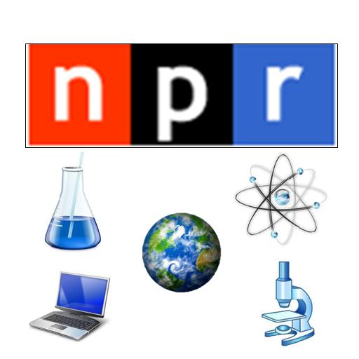 NPR Science Tech Podcaster