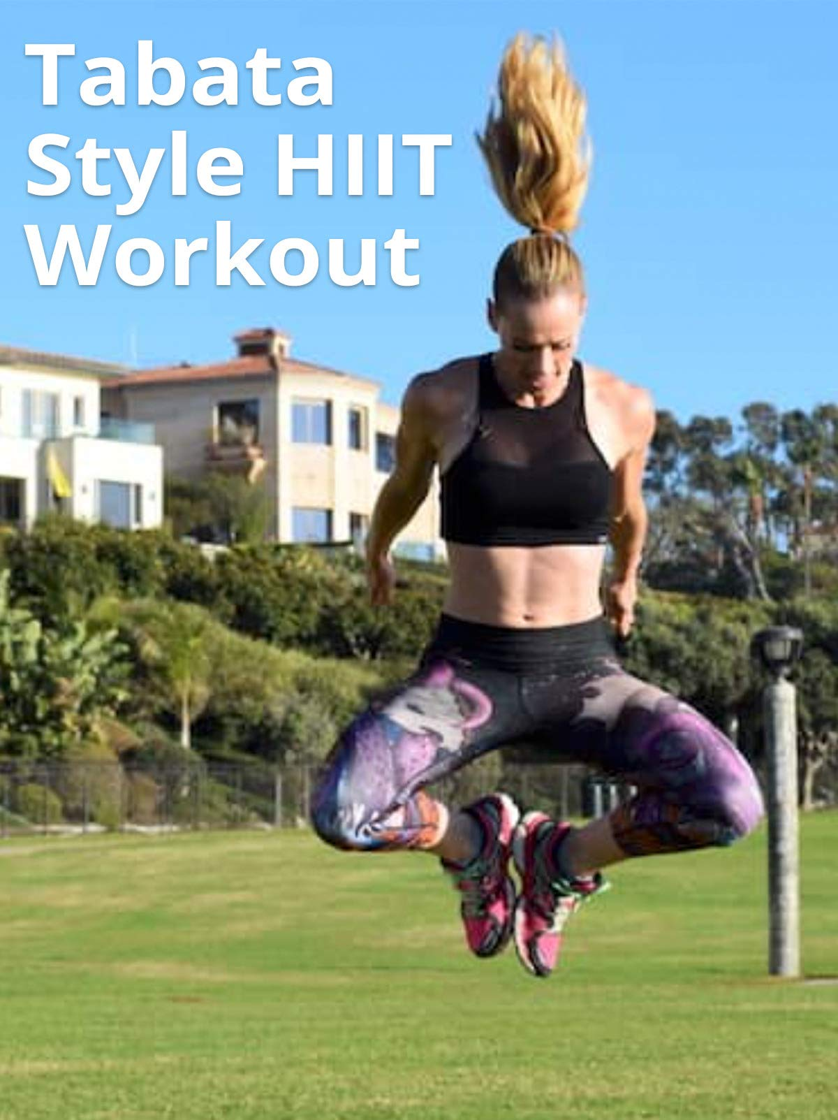 Tabata Style HIIT Workout