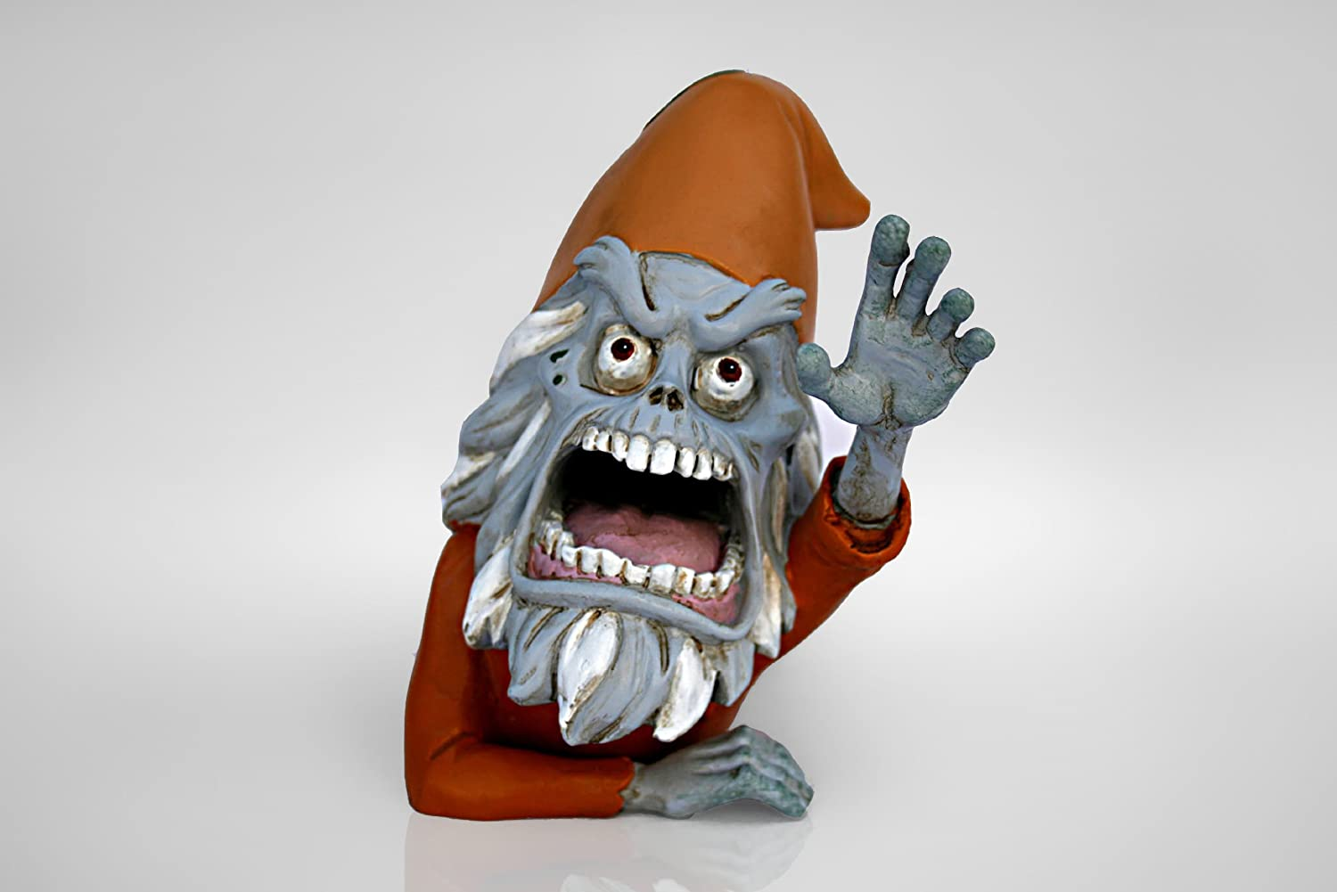 Gnombies Garden: The Geeky Gift Guide: Attack Of The Undead Zombie Gnomes