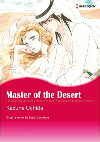 MASTER OF THE DESERT (Harlequin comics) written by Susan Stephens