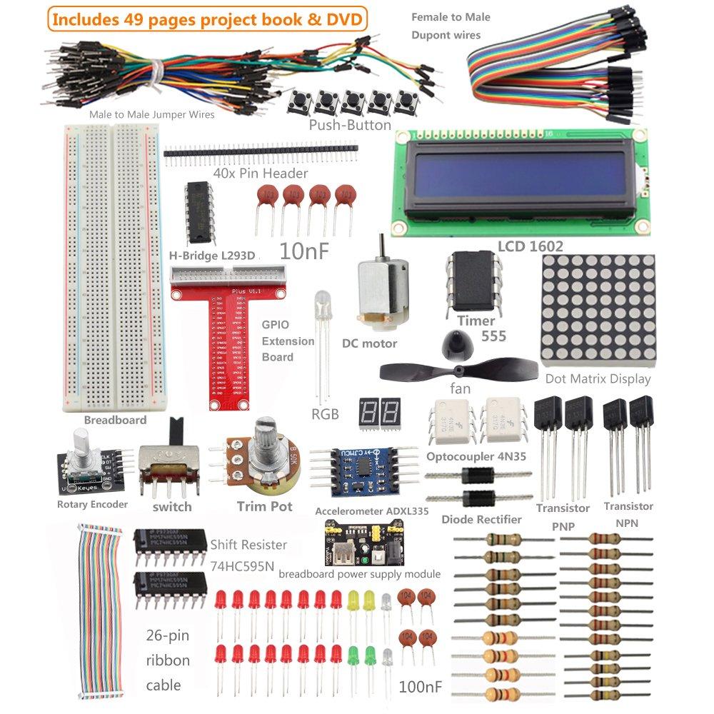 Sunfounder B+ Kit