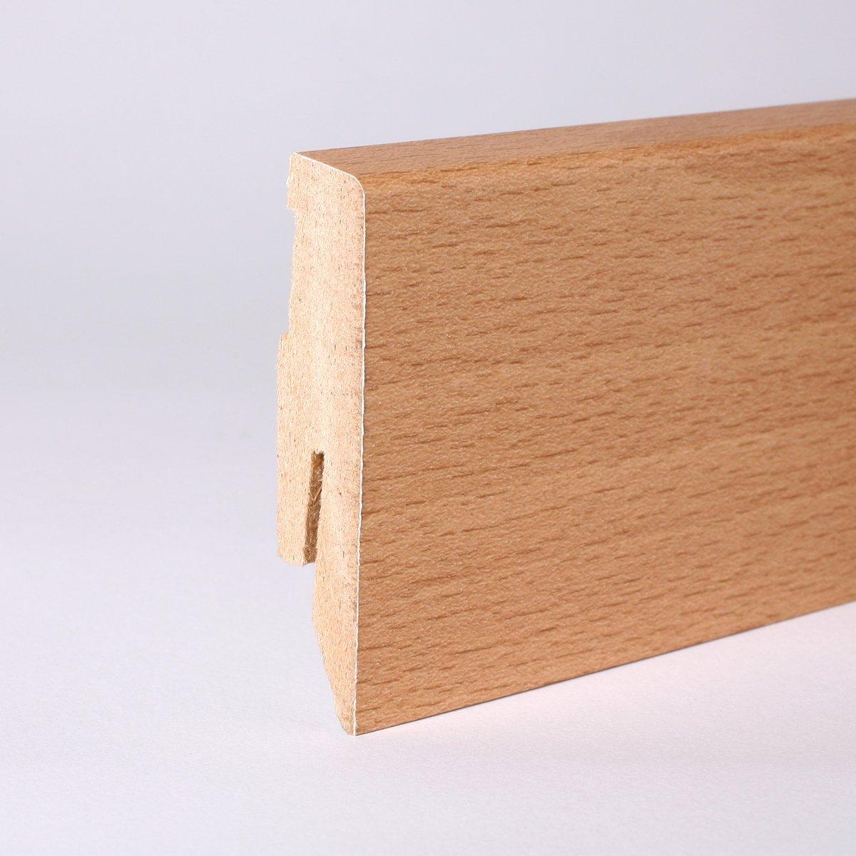 25m Sockelleisten 60mm All Inclusive Paket Buche natur  BaumarktKundenbewertung und weitere Informationen