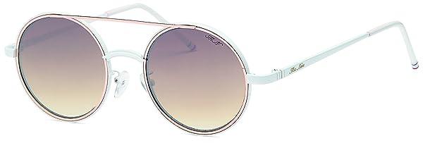 Mia Nova Round Retro Fashion Sunglasses