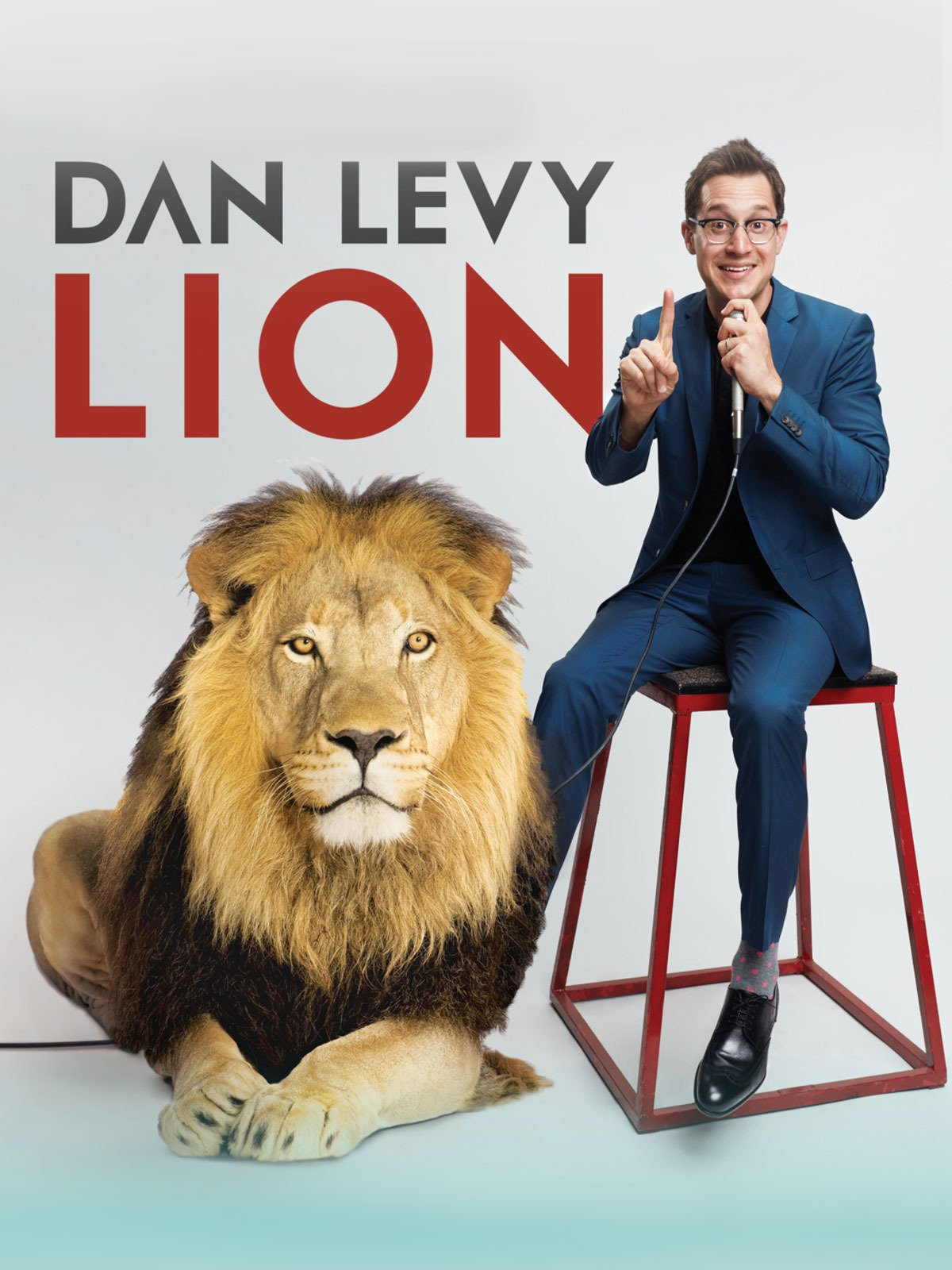 Dan Levy: Lion on Amazon Prime Instant Video UK