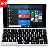 LANRUO GPD Pocket 7 Inch Aluminum Shell Mini Laptop UMPC Windows 10 System CPU x7-Z8750 8GB/128GB (Color: GPD Pocket)