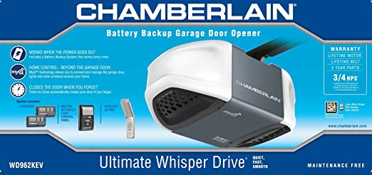 Garage Door Opener 美国车库门遥控开关介绍及最新打折信息 Jiansnet