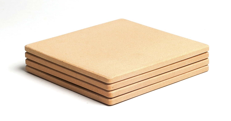 Pizzacraft Mini-Pizzastein-Set, quadratisch, 10-19cm kaufen