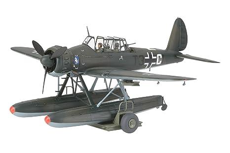 Tamiya - 37006 - Maquette - Arado 196A - Echelle 1/48
