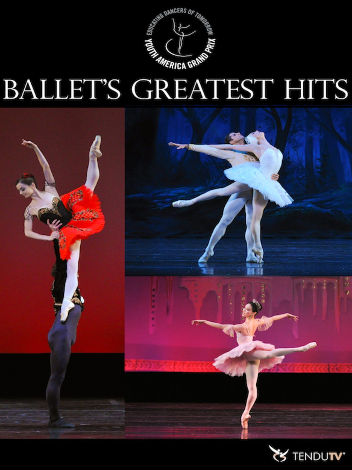Ballet's Greatest Hits on Amazon Prime Video UK