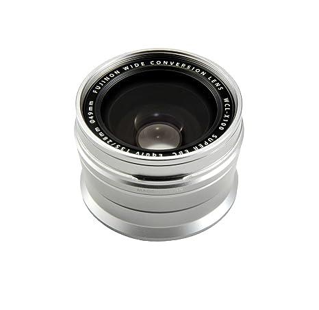 Fujifilm WCL-X100 Argent, Complément Optique GA 28mm Équiv. X100 Argent