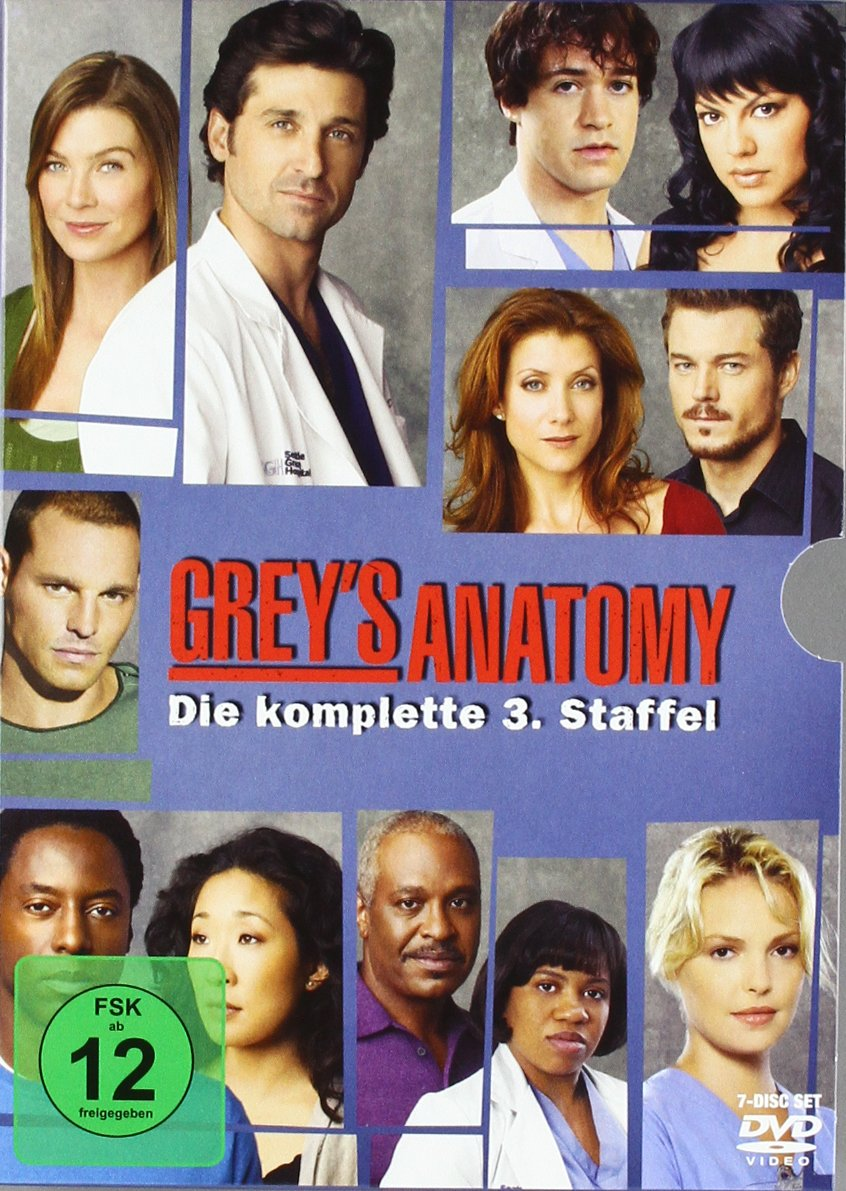 Greys Anatomy Alle Staffeln