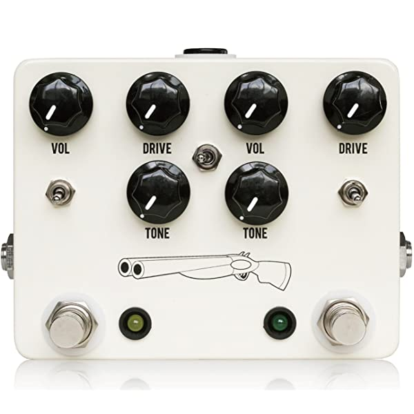 JHS Pedals Double Barrel