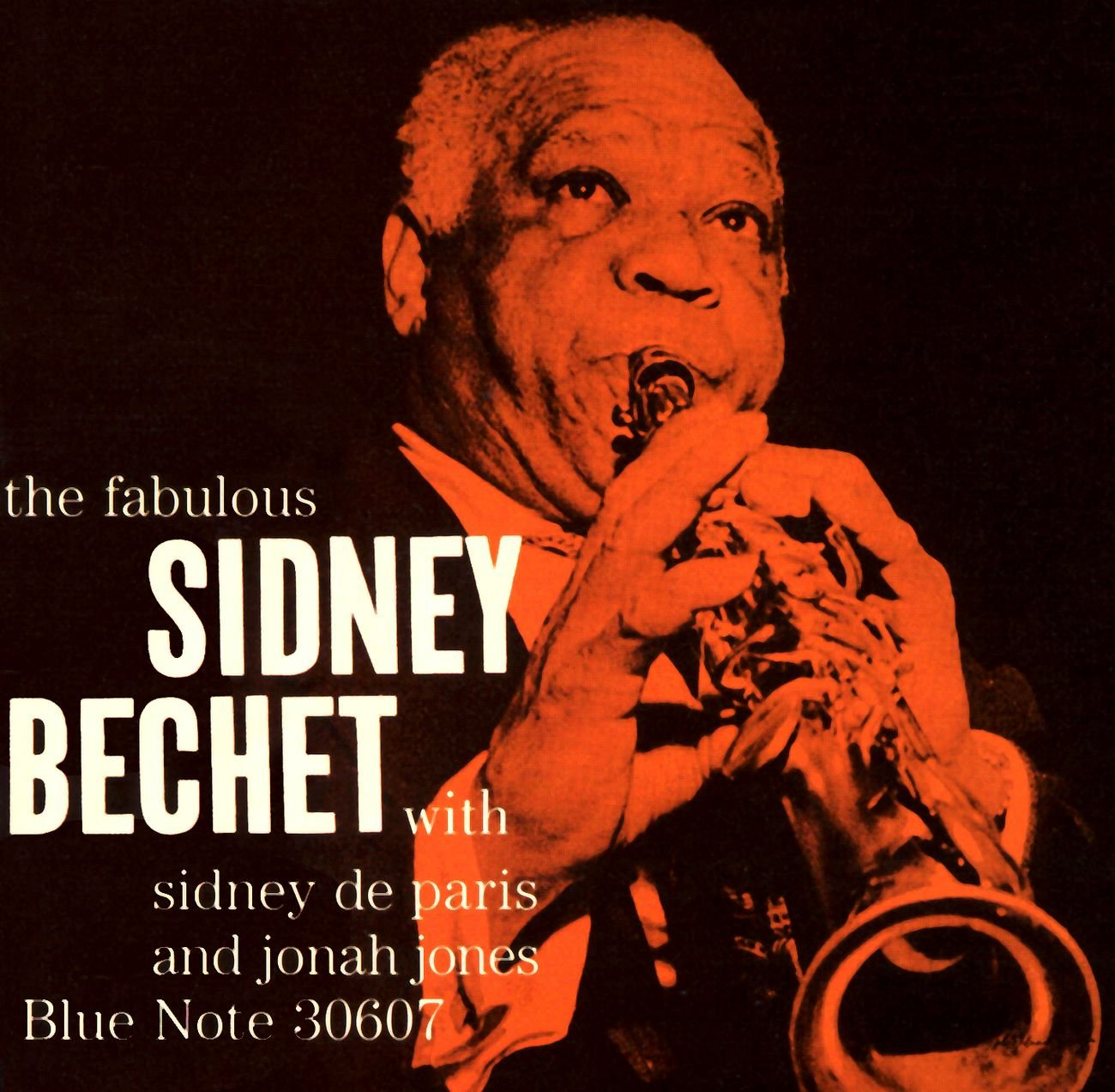 The Fabulous Sidney Bechet