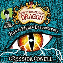 How to Fight a Dragon's Fury: How to Train Your Dragon, Book 12 Audiobook by Cressida Cowell Narrated by David Tennant
