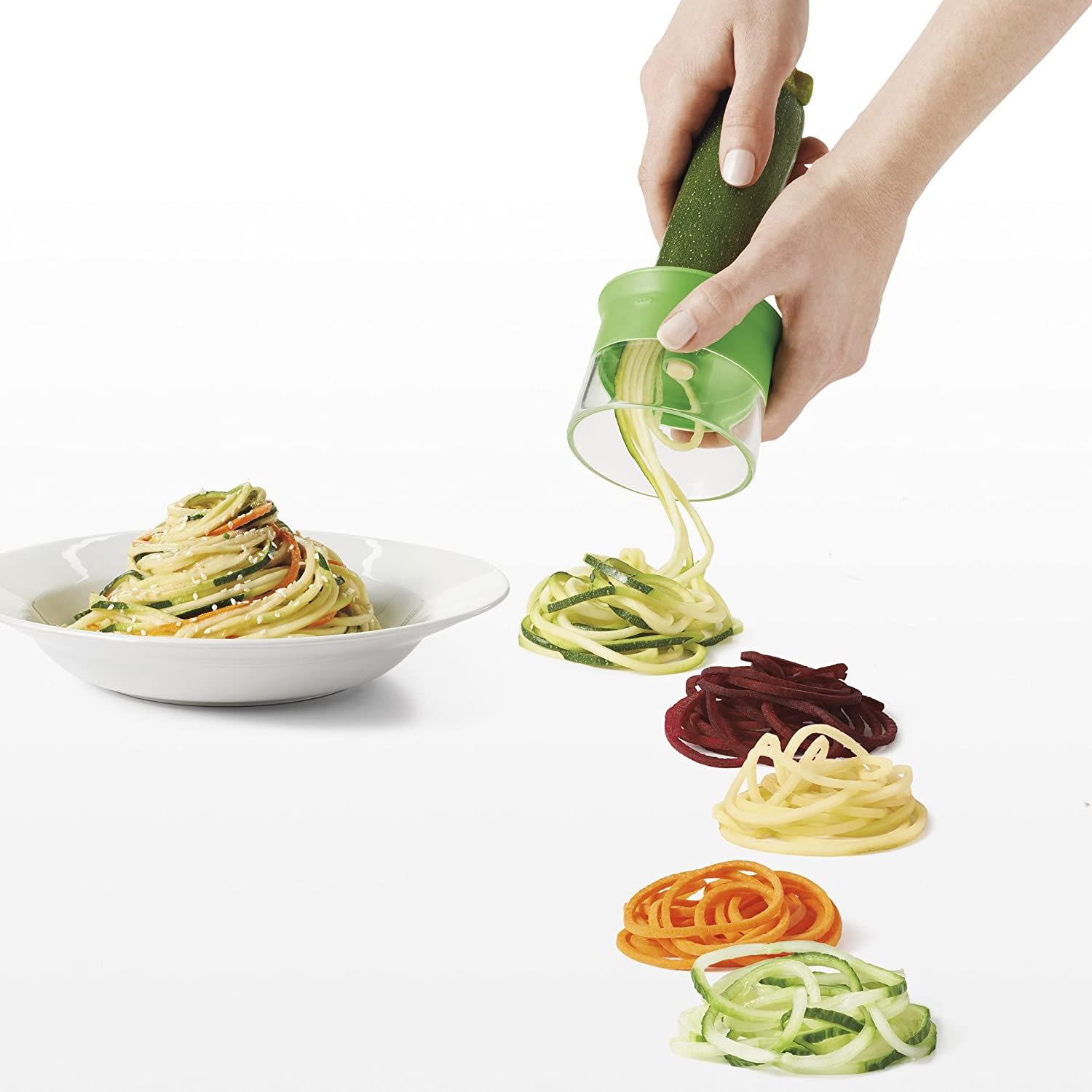 OXO Handheld Vegetable Spiralizer