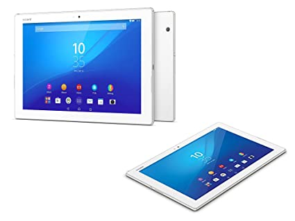 Tablette - Sony Xperia Z4 Tablet (Wi-Fi, 32 Go, Blanc)