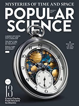 1-Yr Popular Science Magazine Subscription