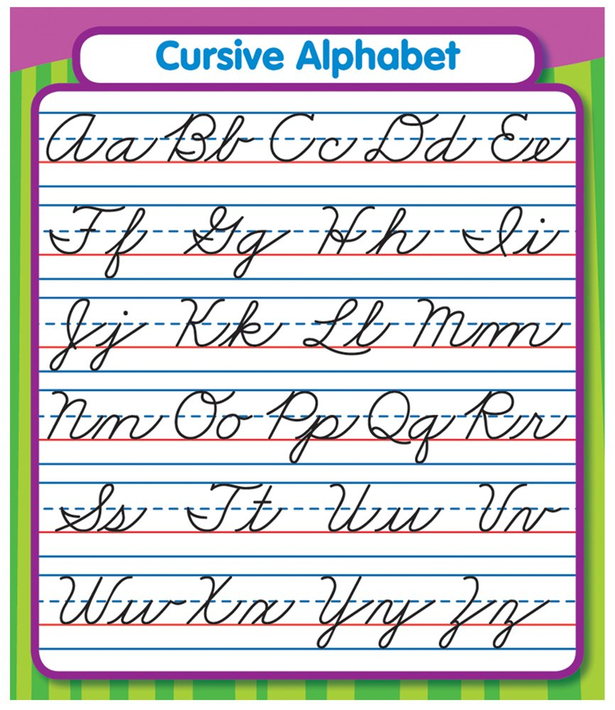 Worksheet Alfabet In Cursive Wosenly Free Worksheet – Free Cursive Alphabet Worksheets