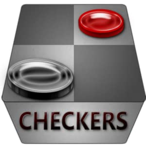 Checkers Board Game by Orchid Free Games