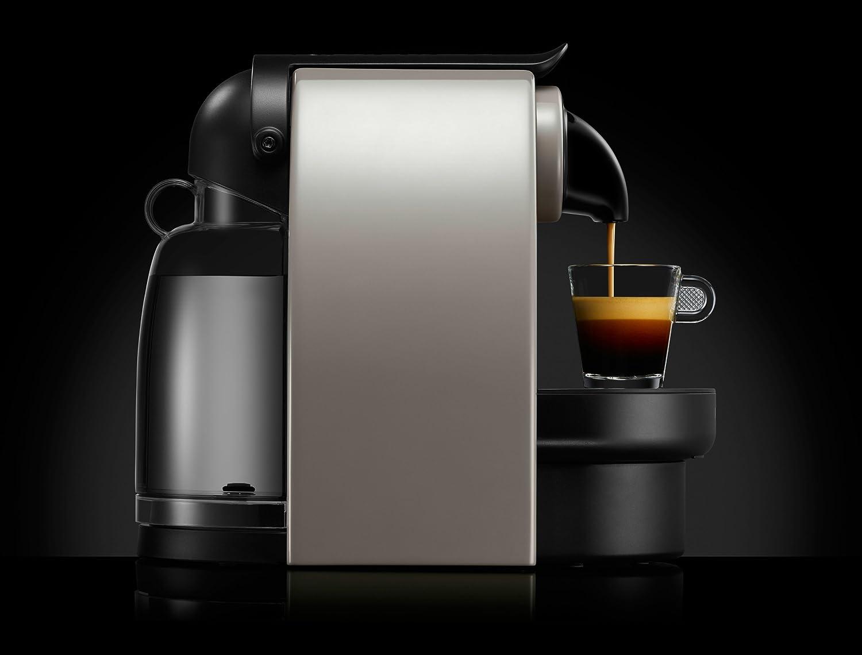 Cafetera nespresso krups essenza xn2140 automatica for Nespresso firma