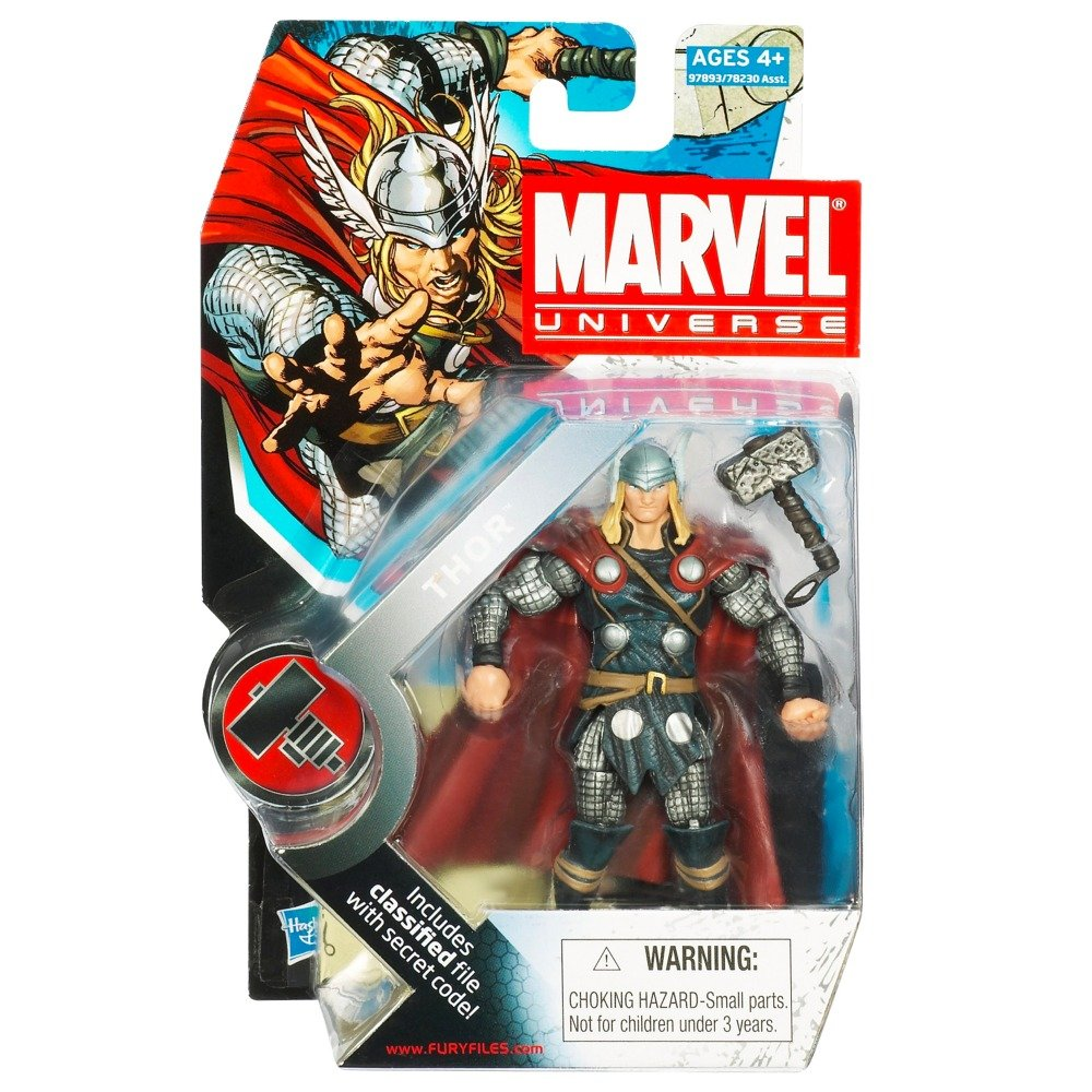Marvel Universe Series 2 – Thor Actionfigur, ca. 12 cm bestellen