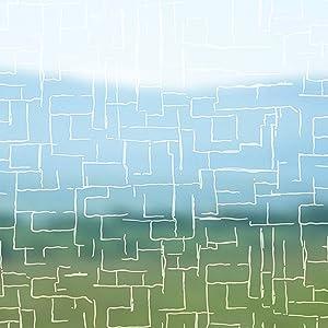 Artefact® Dekofolie / Fensterfolie Stripes | Selbstklebend | verschiedene Größen  BaumarktKundenbewertung und Beschreibung