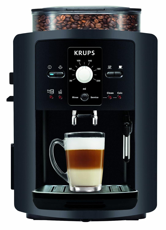 Mayer Automatic Bean To Cup Coffee Maker : NEW Krups EA8000 full automatic bean to cup coffee machine Espresseria Automatic eBay