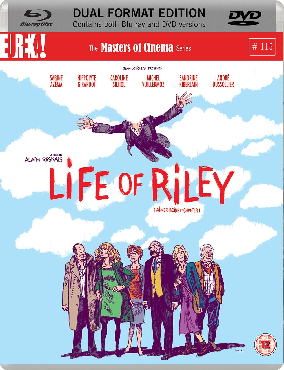 Life Of Riley DVD and Blu Ray