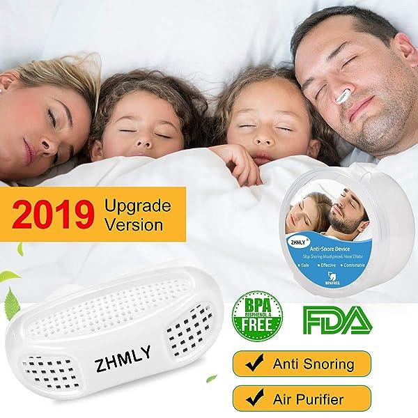 Relieve Snoring Stopper Anti Snoring Guard Easy Sleeping Breath Aid Clip Nasal Dilator Device Anti Snoring Device 20pcs