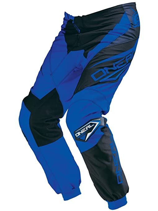 Pantalon Motocross ONeal 2016 Element Bleu-Noir