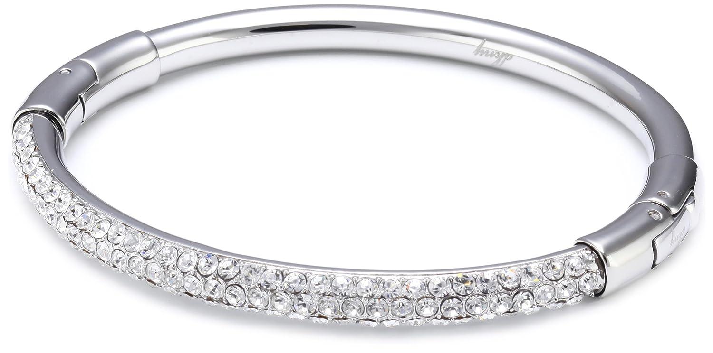 DKNY Damen-Armband Spring 2013 Edelstahl Silber Zirkonia NJ1955040 online kaufen