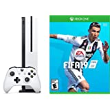 Xbox One S 1TB - Fifa 19 Bundle (Color: White)