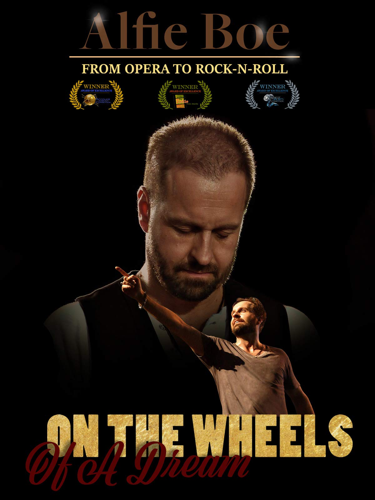 Alfie Boe: On The Wheels of A Dream