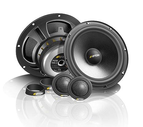 ETON pOW 160.2 compression 16,5 cm-parleur système compo 2 voies pOW160.2 165 mm