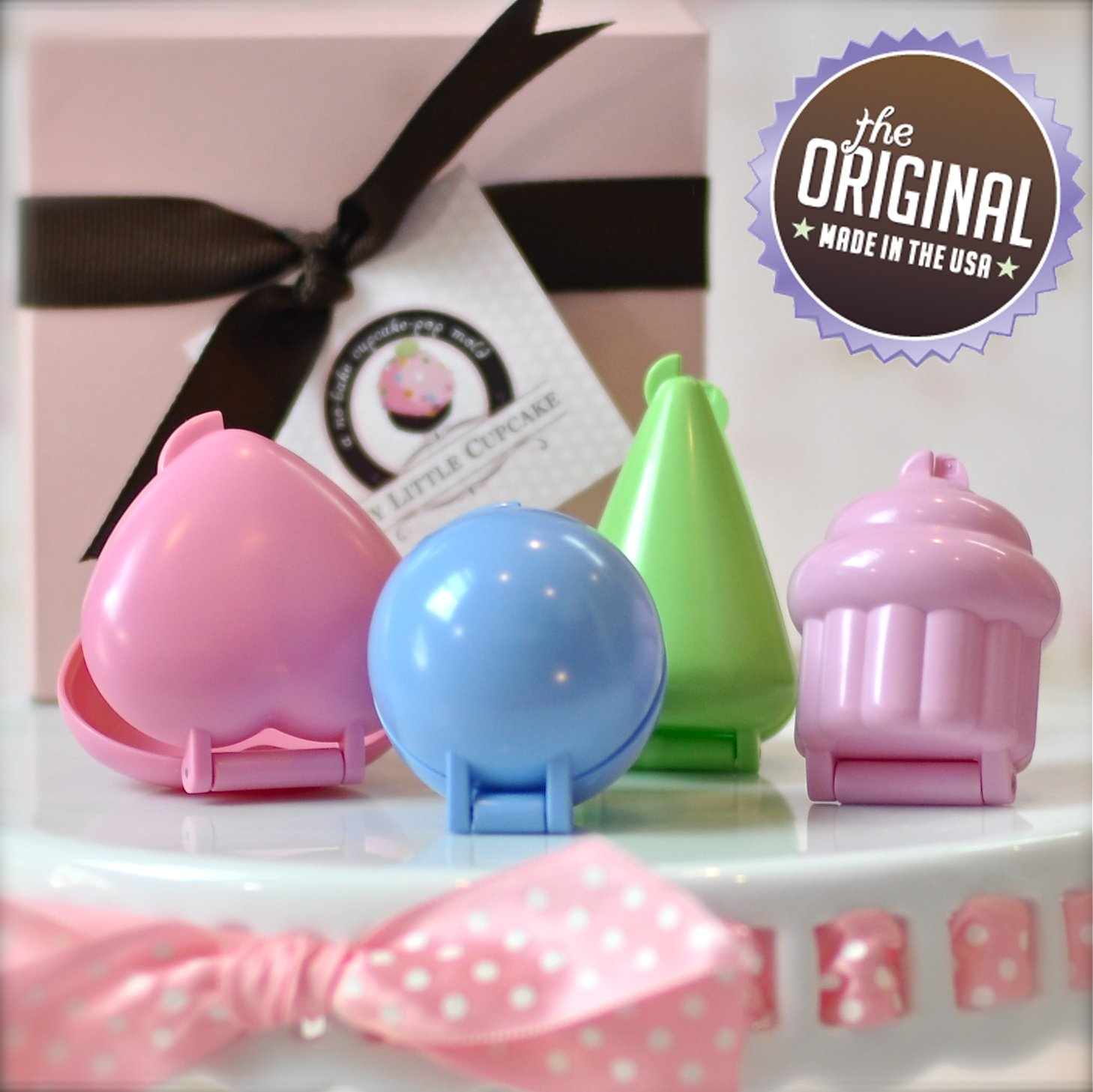Mini Cake Pop Molds