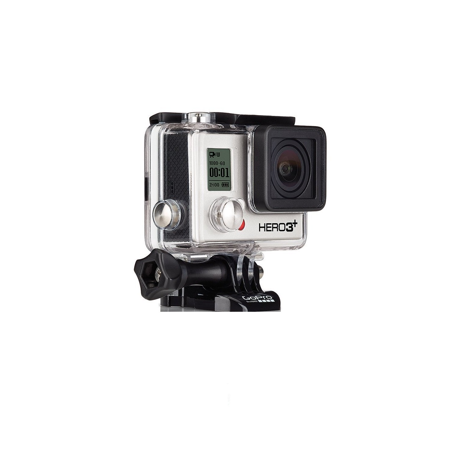 GoPro Actionkamera Hero 3+ Black Edition