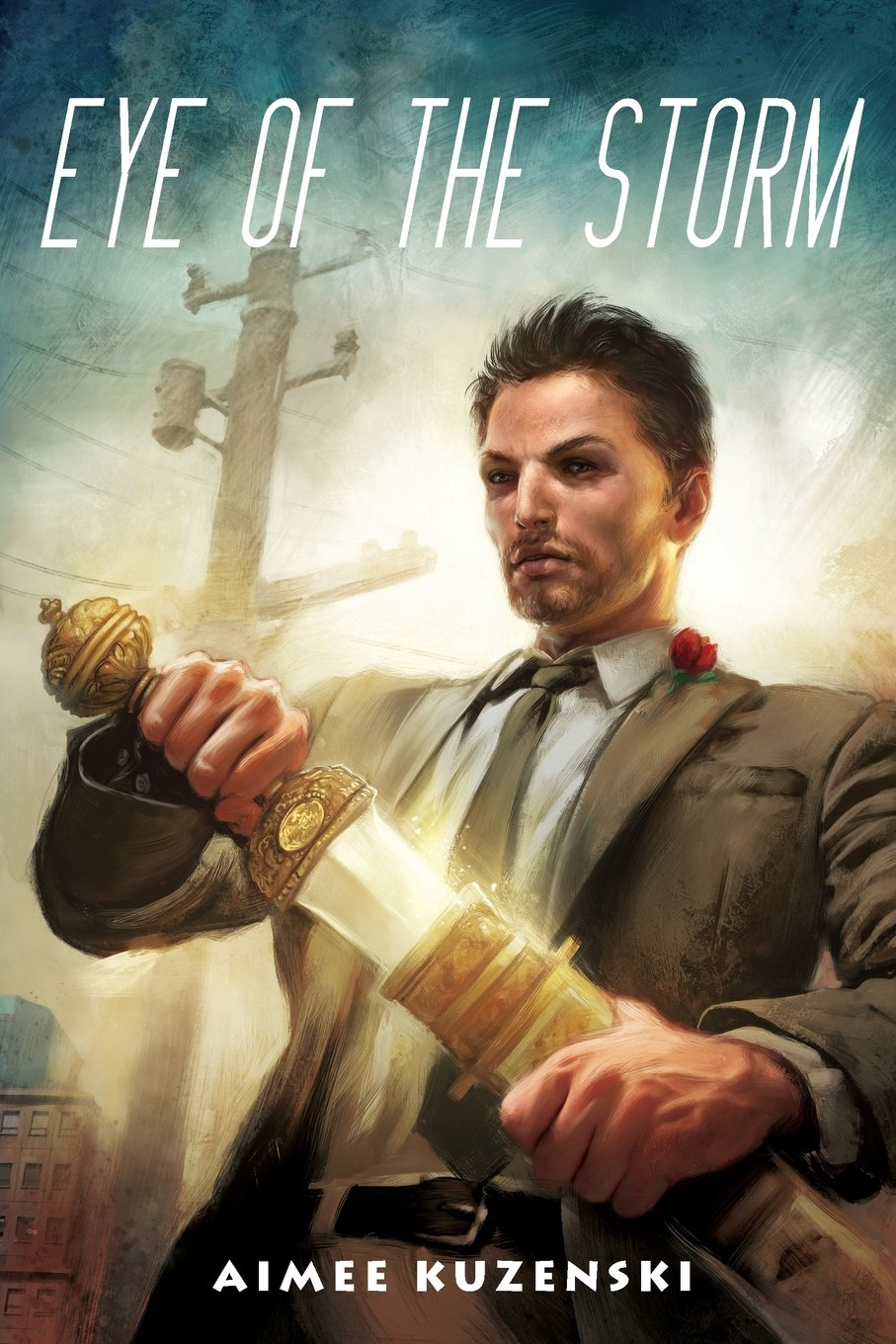 Ten Questions About Eye Of The Storm, By Aimee Kuzenski