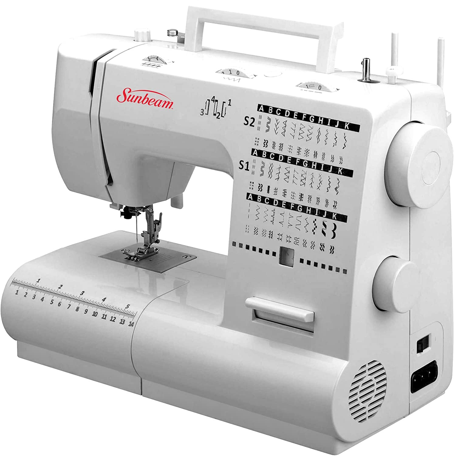 Sunbeam SB700 70-Stitch Domestic Sewing Machine