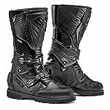 Sidi Adventure 2 Gore-Tex Boots (BLACK) (Color: Black, Tamaño: 40)