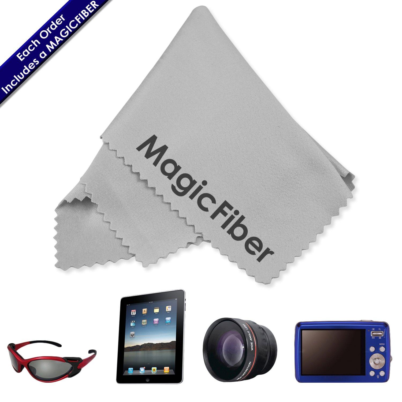 Auto Lens Cap for SIGMA DP1 DP1s DP2 (Black) + Premium MagicFiber Microfiber Lens Cleaning Cloth automatic lens cap for sigma dp1 dp1s dp2