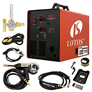 The Lotos Technology MIG175 Amp Welder – Reviews