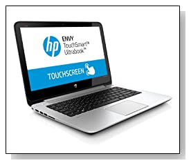 HP ENVY TouchSmart 14-k112nr Touchscreen Ultrabook Review