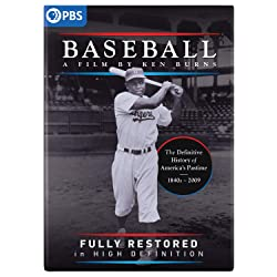 Baseball: A Film by Ken Burns Fully Restored in High Definition DVD