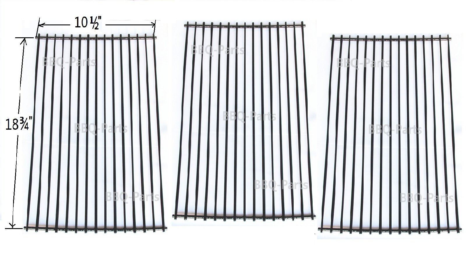 Pcd453 Bbq Replacement Porcelain Steel Cooking Grid For