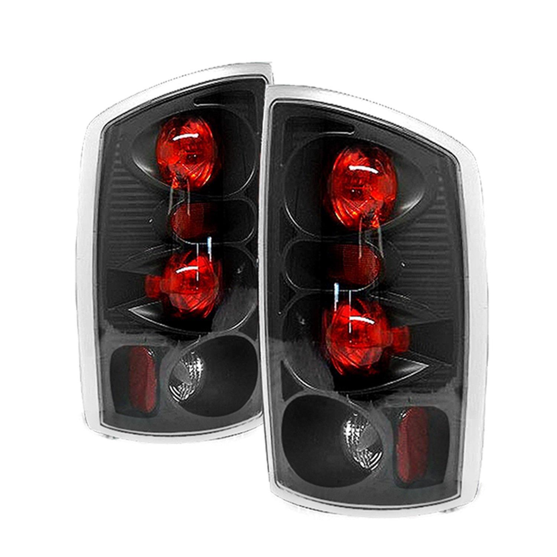 Tail Lights For an 02 Dodge Ram 1500 Spyder Dodge Ram 1500 02-06/