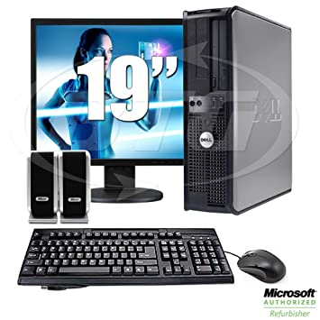 Dell Dual Core Complete Package 19 LCD Bundle